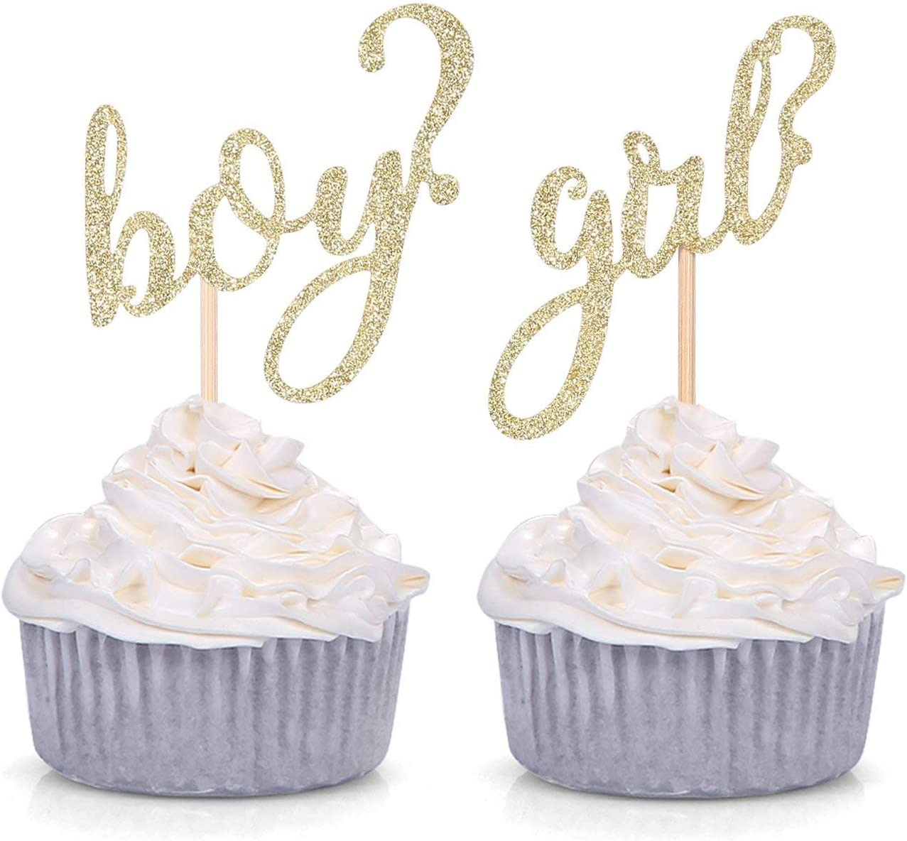 Karoo Jan Oh Baby Cake Topper Gender Reveal Baby Shower Happy Birthday Party Decoration