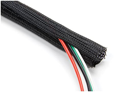 amazon com allstar performance all76614 braided wire wrap automotive rh amazon com