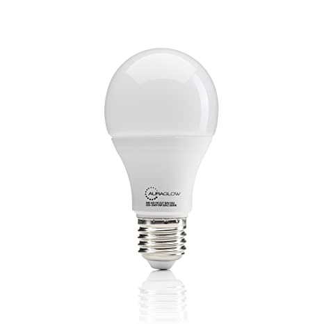 Auraglow - Bombilla LED de 3 pasos regulable sin regulador, 14 W, 100 W