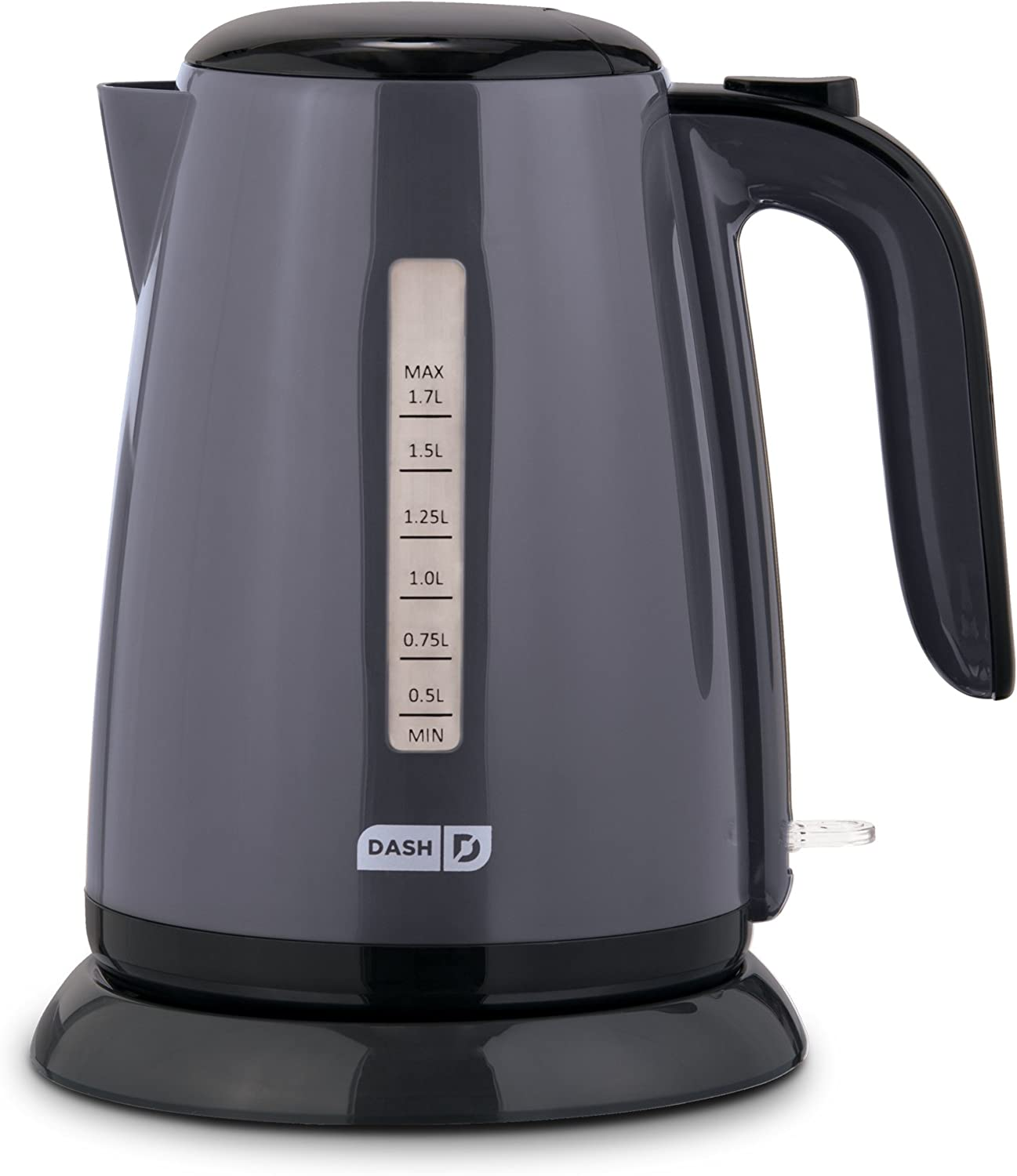 Dash DEZK003GY Easy Electric Kettle