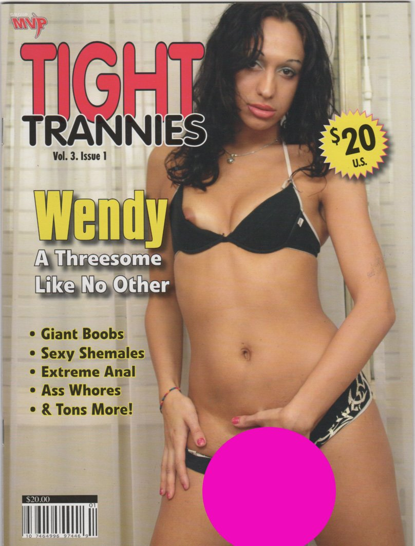 Amazon.com: TIGHT TRANNIES ADULT MAGAZINE VOL 3 ISSUE 1 SHEMALE TV:  Everything Else