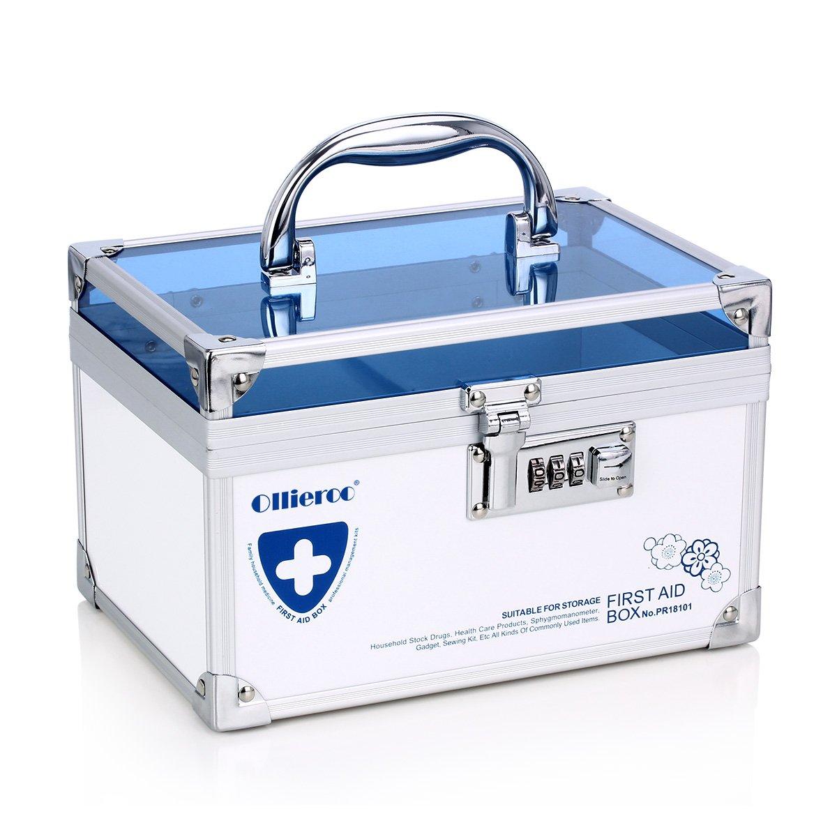 Amazon Com Medication Safety Bag Combination Keyed Lock