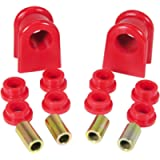 Prothane 1-1113 Red 1-1/4' Front Sway Bar Bushing Kit
