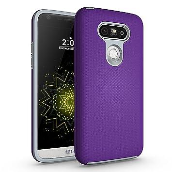 Carcasa LG G5, carcasa LG G5 [con un bolígrafo táctil ...