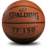 Spalding 5157 TF 150 Outdoor Basketball, Size 7, Brown