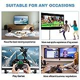 ConnBull 8K 4K HDMI 120Hz Cable, Ultra HD HDMI