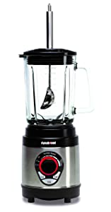 Tribest DB-850G-A Dynablend Horsepower Plus Blender, Stainless Steel/Black