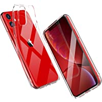 Shamo's Case for iPhone 11 Clear Soft Transparent Cover TPU Bumper