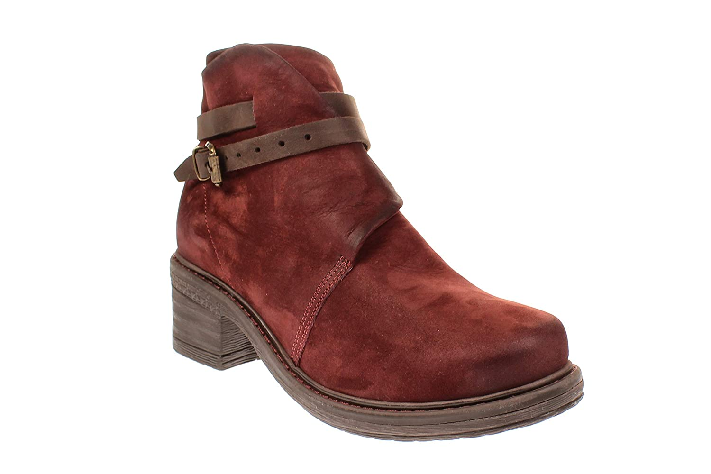 37 EU Maca Kitzb&uu ;hl 2310 - Damen Schuhe Stiefel Stiefel - Bordo-Nubuk