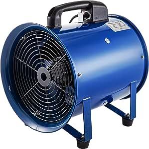 Mophorn - Ventilador industrial de 30 cm/12 pulgadas, ventilador ...