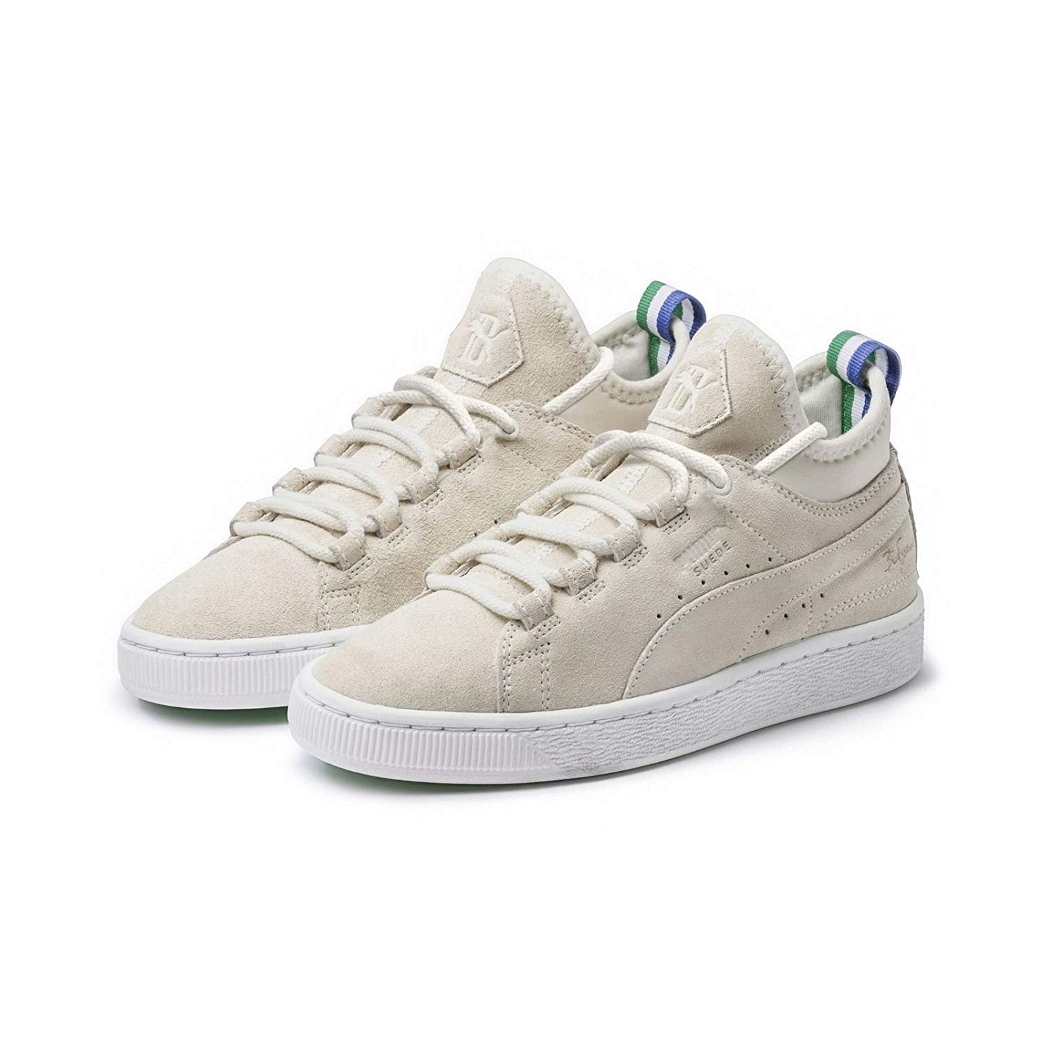 wholesale dealer 397a2 1732c Amazon.com | PUMA x Big Sean Suede Mid (Kids) | Sneakers