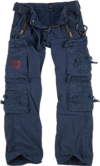 Surplus Men/'s Cargo Pants Royal Traveler