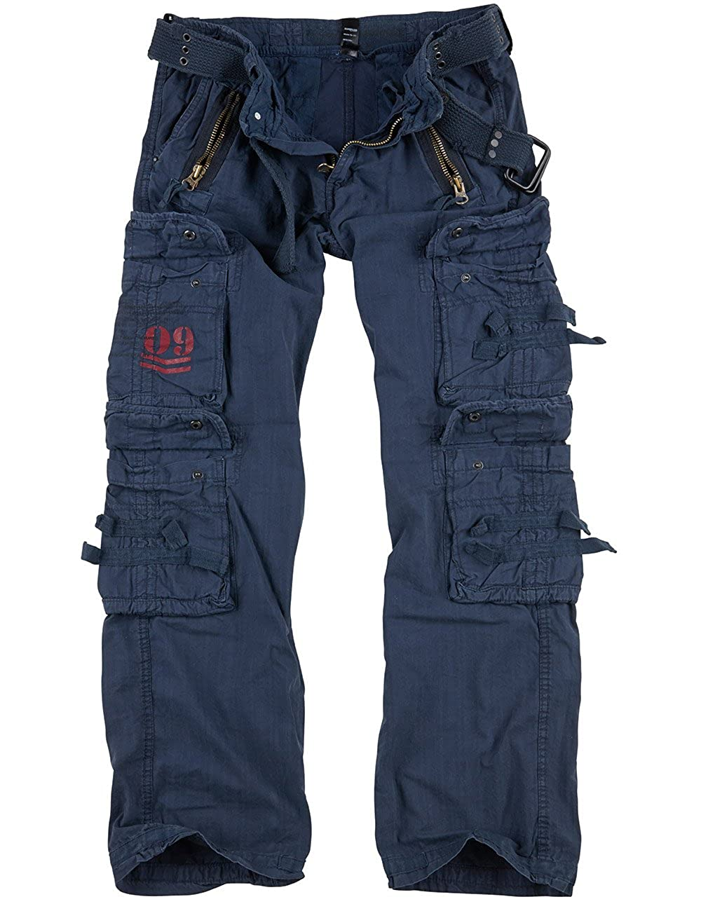 Surplus Royal Traveler Trousers RoyalBlau