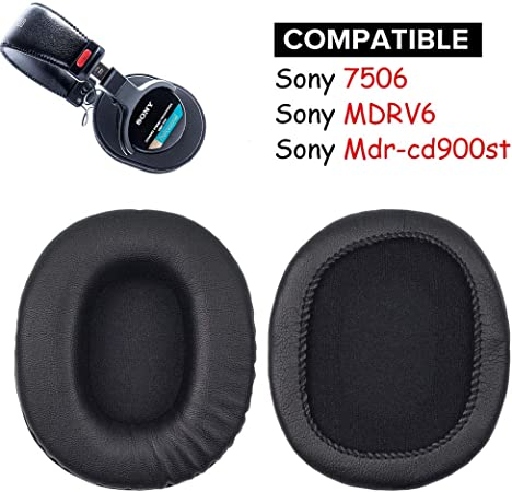 coussinet casque sony mdr 7506