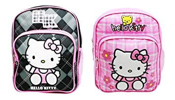 Amazon.com: super cute combo pack 2 stylish of designs hello kitty