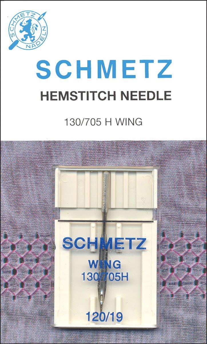Euro-Notions Hemstitch Needle: Size 120 1787C