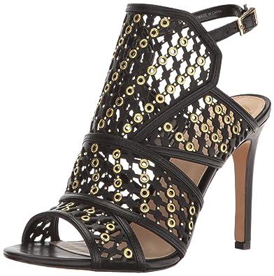 c74d8672b1fc3a Vince Camuto Women s Korthina Dress Sandal Black 5.5 ...