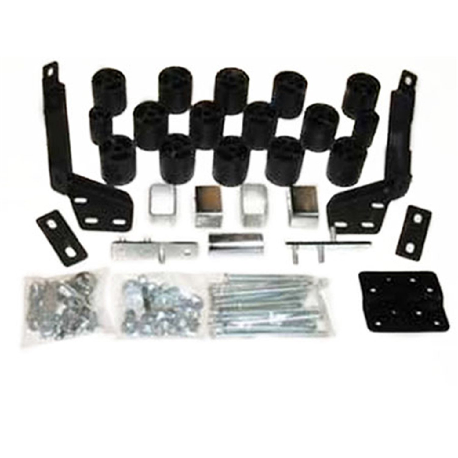 """Performance Accessories, Dodge Ram Non Sport 3"""" Body Lift Kit, fits 2000 to 2001, PA60073, Made in America"""