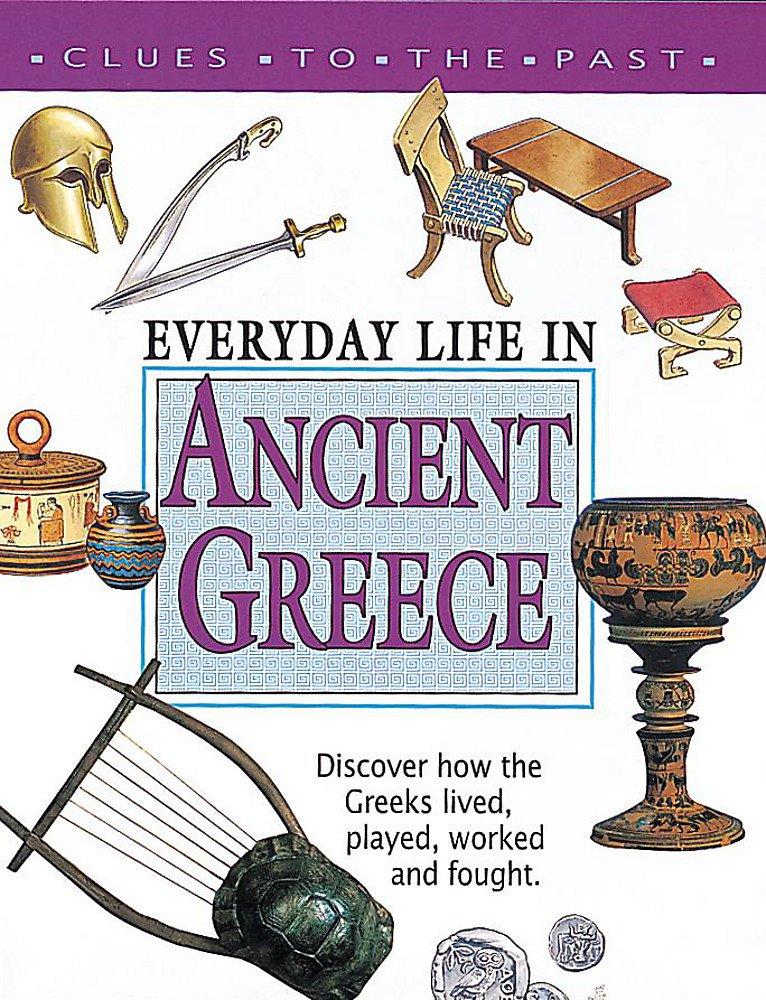 Ancient Greece (Clues to the Past) pdf epub