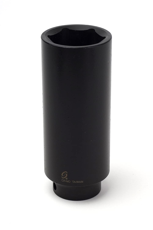 Sunex 235mxd 1//2-Inch Drive 35-mm Extra Deep Socket Sunex International