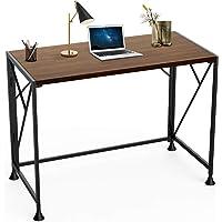 SINKCOL 40-in Computer Desk, Folding Writing Desk Deals