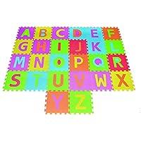 Vivir Kid's EVA Foam Interlock Activity Puzzle Mat (Assorted, Large)