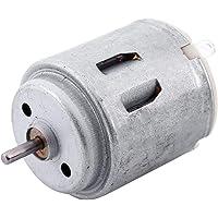 Nrpfell 6.600 a 24.000 rpm pequeno motor electrico de corriente continua 1.5-6v cilindro de alta torsion