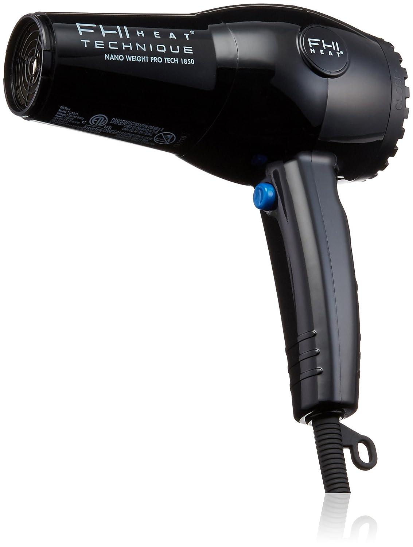 FHI Heat Technique Nano Weight Pro Tech 1850 Hair Dryer FHI Brands TQ5001