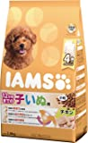 アイムス (IAMS) 12か月までの子いぬ用 チキン小粒 2.6kg(650g×4袋) [ドッグフード]