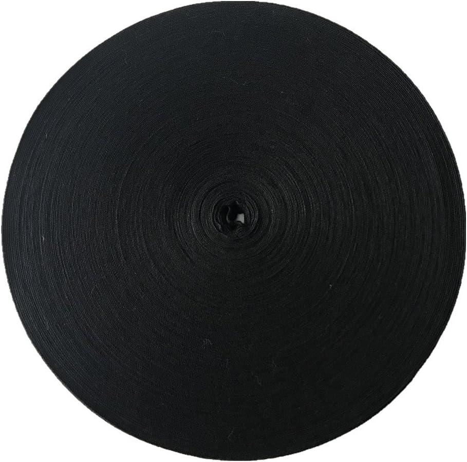 3//8 Inch-50Yard, White QIANF Twill Tape Ribbon 100/% Cotton White 3//8 Inch Wide 50 Yard Roll Herringbone Tape