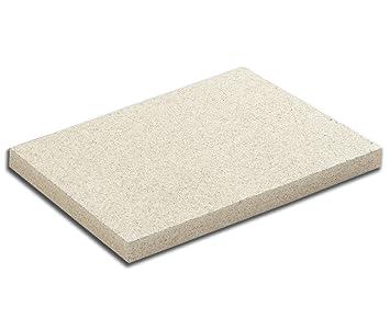 Vermiculita - 3 cm Juego arcilla refractaria ladrillo refractario - 30x50 cm, no consta: Amazon.es: Bricolaje y herramientas
