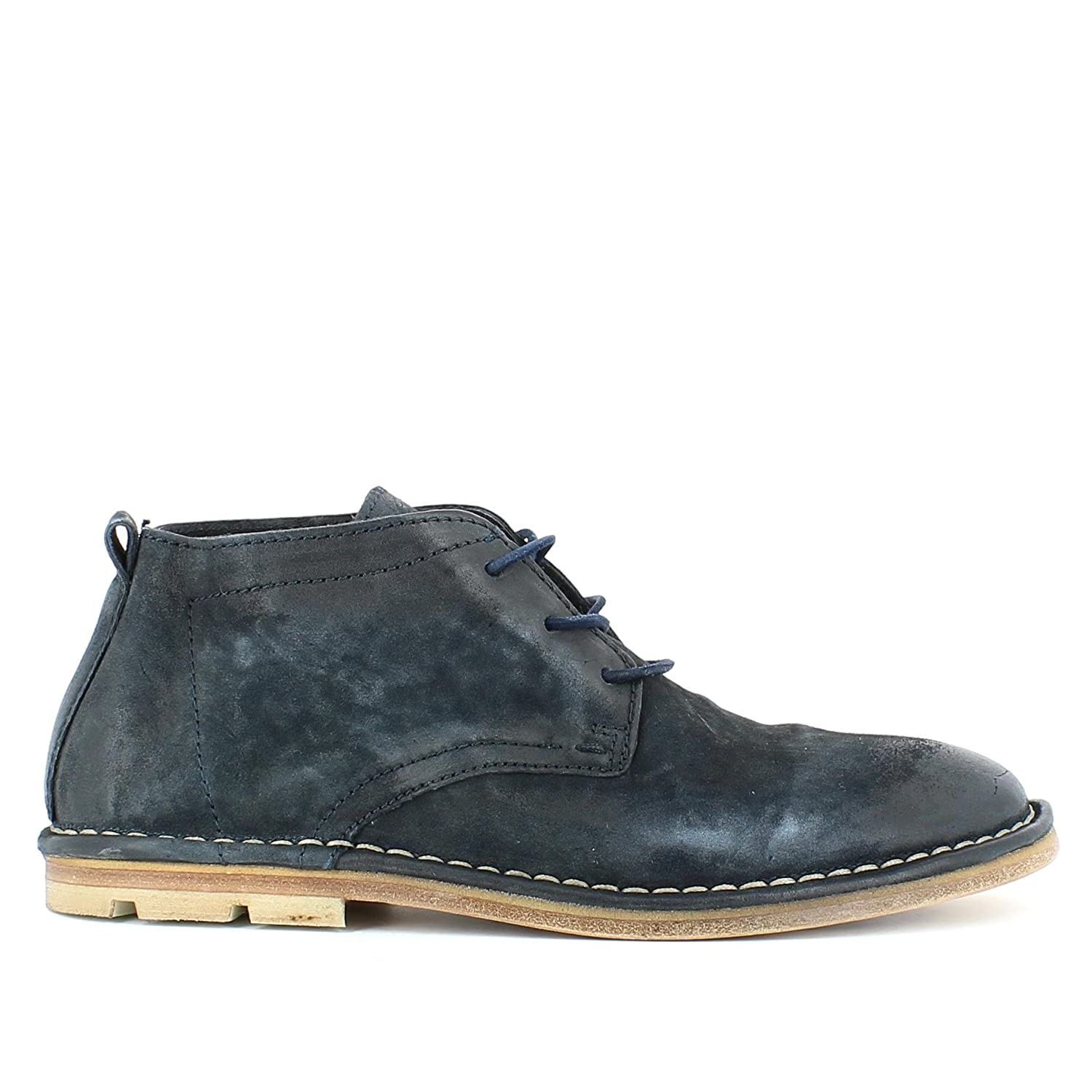 A.S.98 Stiefelette Lebowsky 458205 101 Blu Airstep as98S 98 Stiefelette Lebowsky 458205 101 Blu