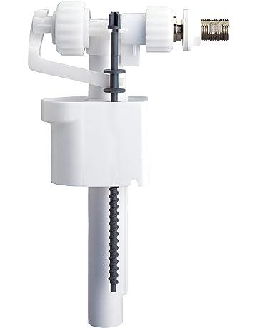 Cornat T360796 – Válvula universal de llenado para cisterna profunda o alta, con grifo flotador
