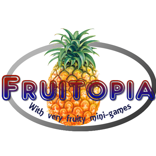 Fruitopia - With Very Fruity Mini Games