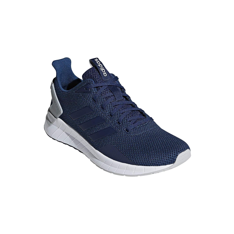 Bleu (bleu 000) adidas Questar Ride, Chaussures de Fitness homme - gris   Weiß   gris,  EU 44 EU