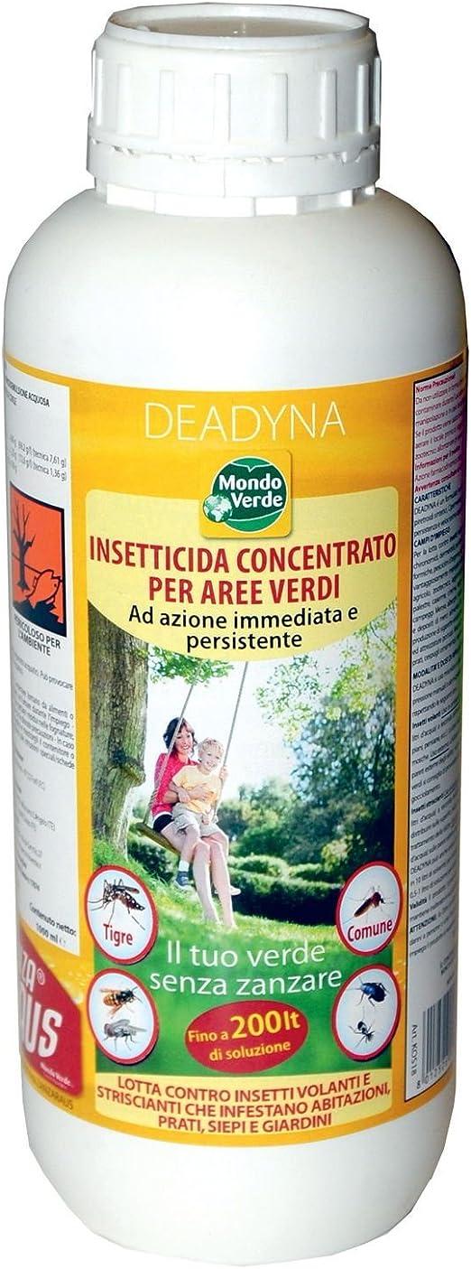 Insecticida concentrado para jardín 1 Lt: Amazon.es: Jardín