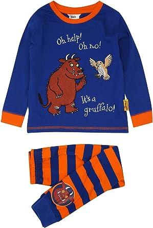 The Gruffalo Boys Girls Unisex Pyjamas Kids Full Length Character Pjs Set Nightwear Size