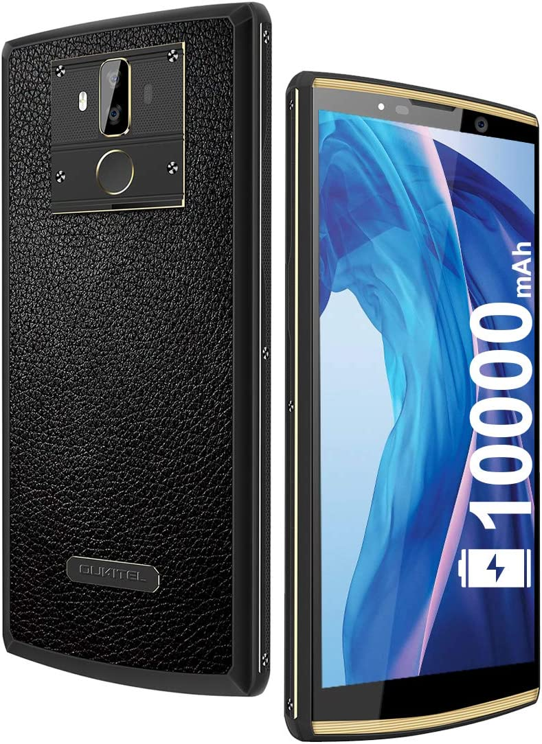 OUKITEL K7 Pro (2019) 4G Smartphone Libres 10000mAh Batería ...