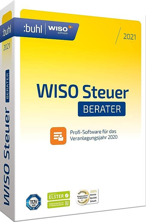WISO Steuer-Berater 2021 (für Steuerjahr 2020| Standard ...