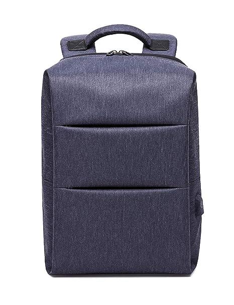 1111e9d704 Per Borsa Donna Uomo Zaino Con 6 15 Usb Laptop Porta Oxford TY1qw
