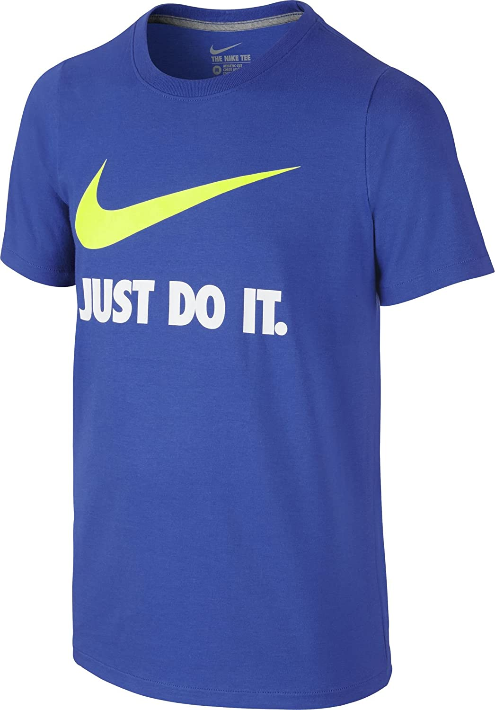Nike Boys' Just Do It Swoosh Tee