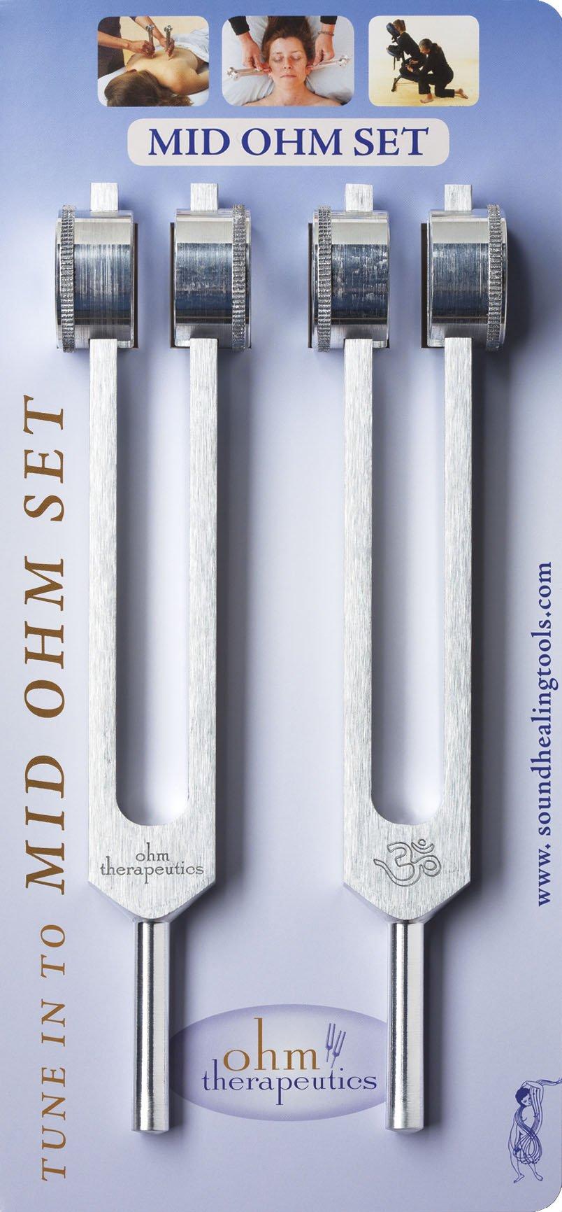 Tuning Fork - Mid Ohm Set - 136.1 hz
