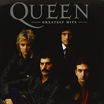 Queen Greatest Hits We Will Rock You