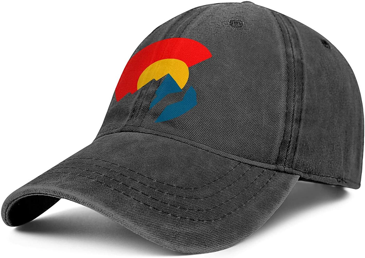 akndhys Unisex Cool Wash Cloth Dad Hat Adjustable Arkansas Flag and Territorial Map Fishing Baseball Hat