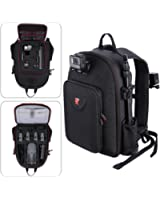 Smatree Backpack for DJI Mavic Pro Platinum /GoPro HERO 2018/ Hero 6/ 5/ 4/ 3+/3