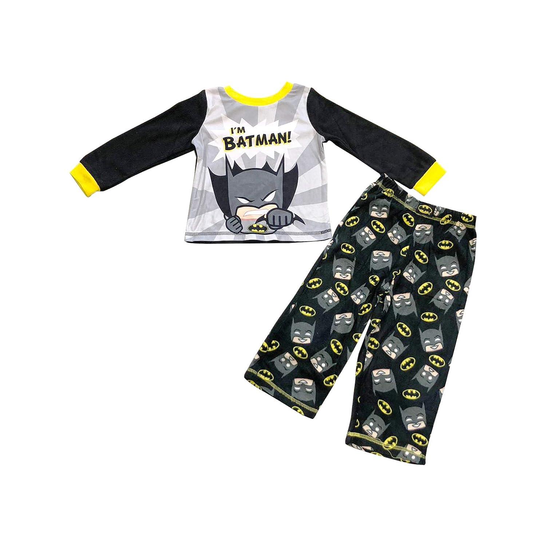 DC Comics Batman Cartoon I AM Batman,Gray,4T