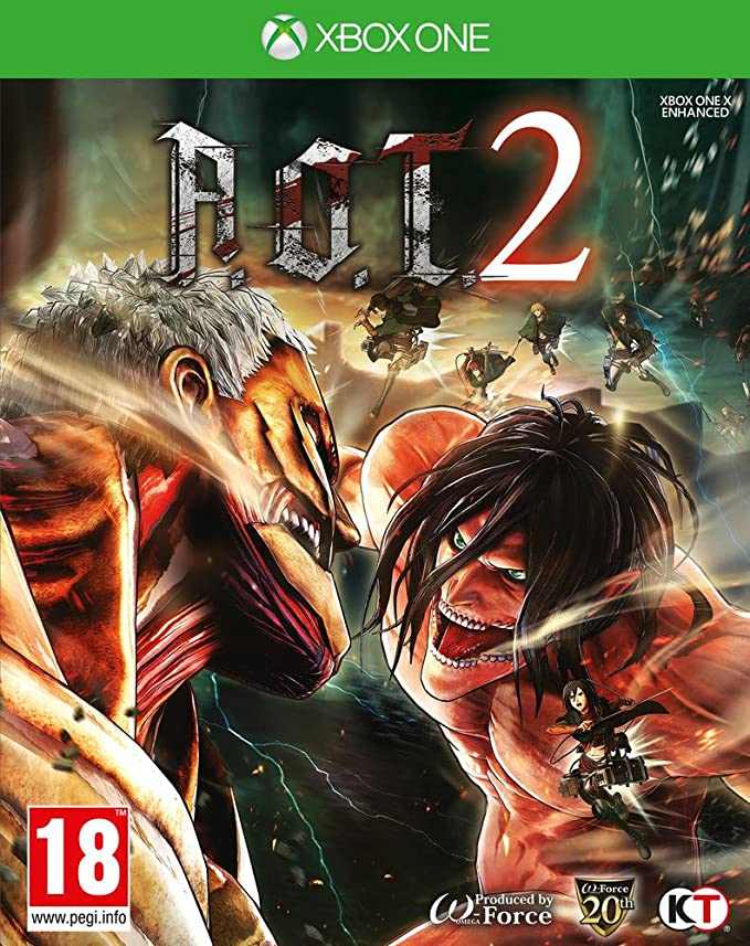 A O T  2 (Xbox One): Amazon co uk: PC & Video Games