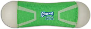 ChuckIt! Tumble Bumper Max Glow Floating Fetch Toy