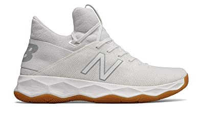 1f6ad25a90b Image Unavailable. Image not available for. Color  New Balance FreezeLX 2.0  Box Shoe - Men s Lacrosse White