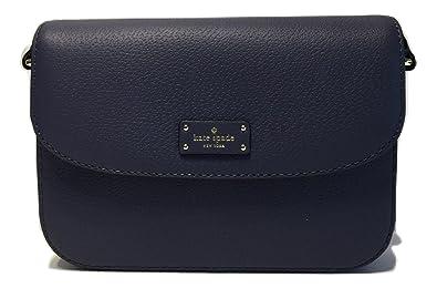 0fb3705b2e71 Kate Spade New York Alycia Grove Street Crossbody Bag WKRU4571 (Diver Blue)